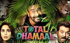 Total Dhamaal Full Movie