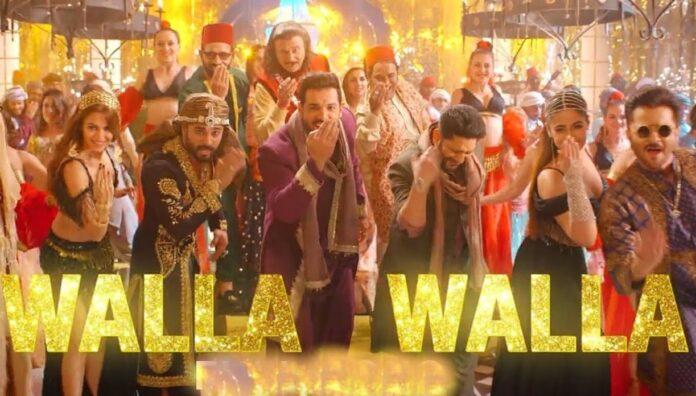 Pagalpanti Walla Walla Song