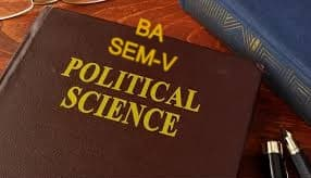 Syllabus Of Political Science